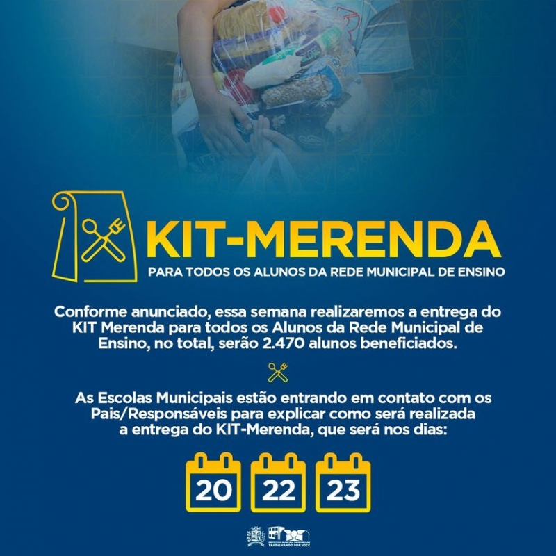 ENTREGA DO KIT-MERENDA!_foto1